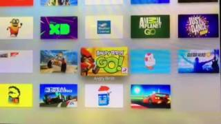 How to make a folder on the Apple TV 4th Gen!!