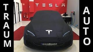 Tesla Model S 90D Unboxing - Mein Traumauto ist endlich da!