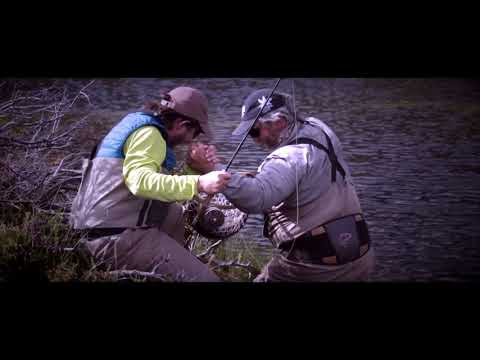 "Amazing Fly Fishing Trout In Our Secret ""Jackson River"""