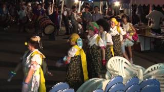 大更ガーデンフェスティバルのフィナーレは仮装盆踊り大会です。それぞ...