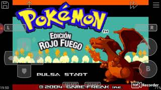 Pokemon fire red ep 1