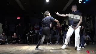 Monster B-Boys Vs 3 Elements - Semis - In Breaks We Trust - BNC