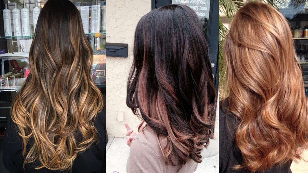 Top Best Hair Color Ideas For Summer Beauty Fashion Youtube