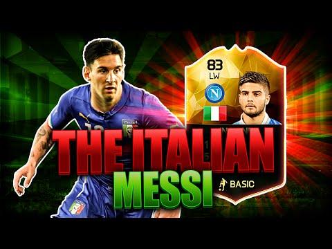 OMFG INSIGNE THE ITALIAN MESSI! FIFA 16 ULTIMATE TEAM