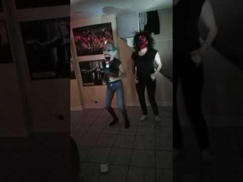 Halloween 🎃 JuJu on that Beat 😂