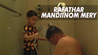 Download JANJI SUCI - Lucunya Rafathar Mandiin Om Mery Seperti Anak Bayi (7/7/19) Part 1 Mp3 and Videos