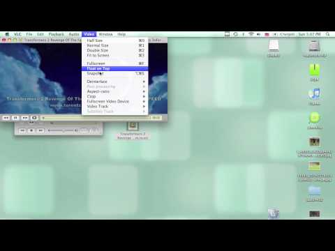 How To Play AVI Movie Files On A Mac