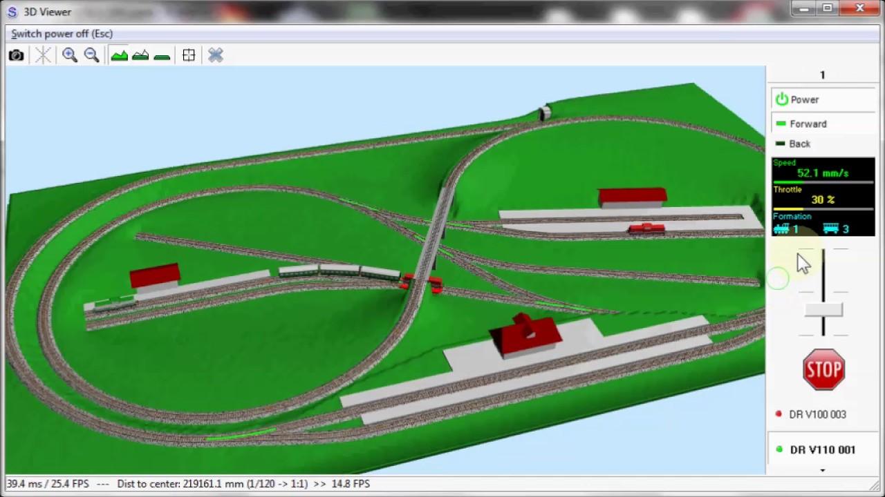 Scarm Model Trains Simulator Pe Session 1 Youtube