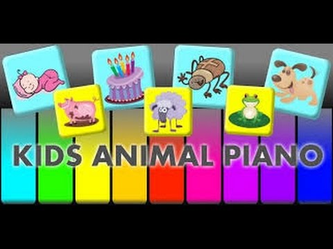 Kids Animal Piano Free | Android App