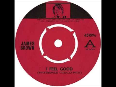 PaysBass - I Feel Good (PaysBass disco-mix)
