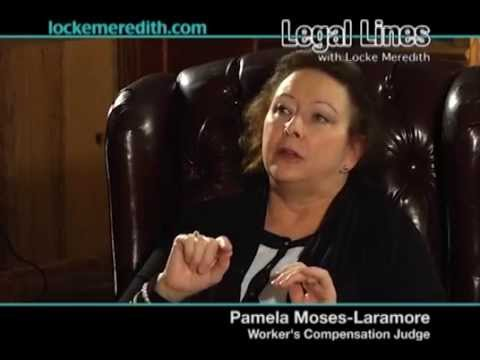 Workers' Compensation Judge, Pam Moses-Laramore On Legal Lines With Locke Meredith