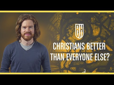Are Catholics and Christians Better Than Everyone Else?