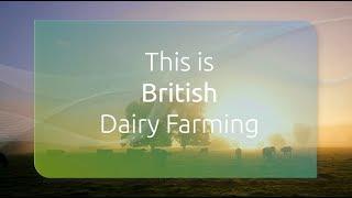 This is British Dairy Farming
