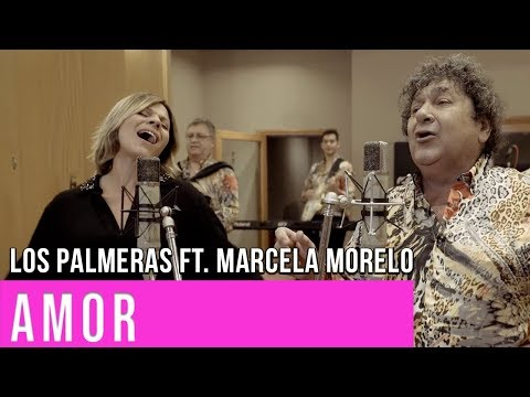 Los Palmeras ft Marcela Morelo - Amor (Video Oficial) | Cumbia