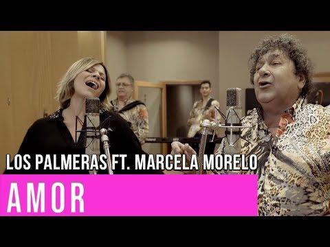 Amor - Los Palmeras ft. Marcela Morelo | Video Oficial Cumbia Tube mp3