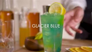Norwegian's Staycation | Receta para crear el cóctel Glacier Blue