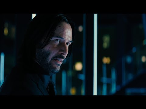 'John Wick 3' Official Trailer (2019) | Keanu Reeves, Halle Berry, Laurence Fishburne