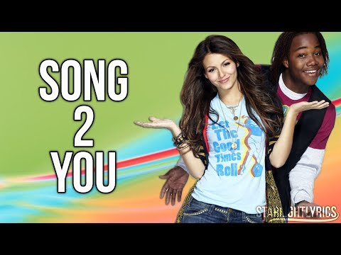 Victorious - Song 2 You (Lyric Video) HD
