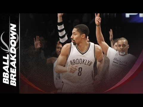 In The Film Room: Nets Guard Spencer Dinwiddie