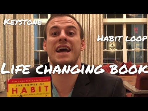How To Create Top Performer Habits (Power of Habit by Charles Duhigg) SLIGHT EDGE BOOK REVIEWS