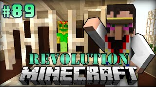 Melonwing VEREINT!! - Minecraft Revolution #089 [Deutsch/HD]