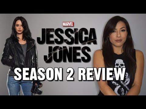 Jessica Jones Season 2 Review | Discussing Women in Media