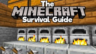 Furnace XP Farm: Instant Tool Repair! ▫ The Minecraft Survival Guide [Part 211]