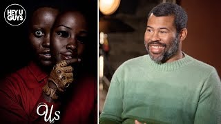 Jordan Peele Interview on latest movie 'Us'