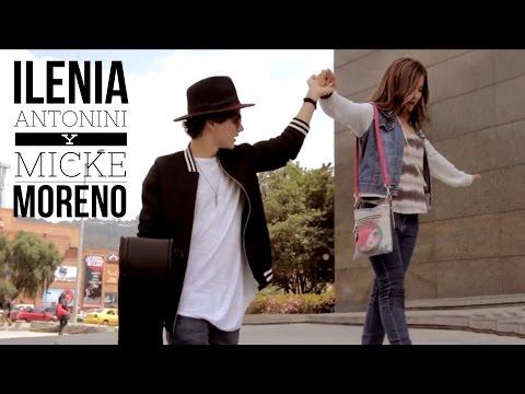 Ilenia Antonini y Micke Moreno Mashup (Stitches/ Thinking out loud)