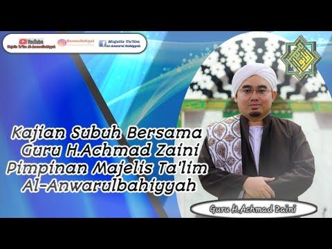 Download Guru A Zaini - 2020-05-10 Fiqih Zakat (Tarawih) - Kitab Taqriratus Sadidah MP3 & MP4