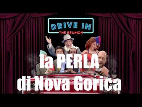 Drive.In live a Nova Gorica 7 Luglio con Gianfranco D'angelo