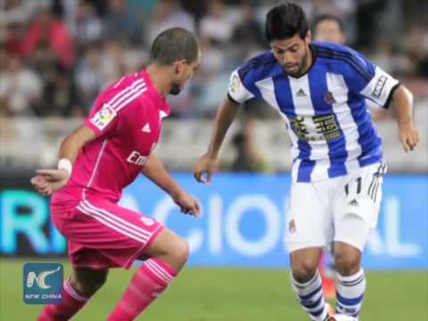 China's firm Q-bao and Real Sociedad moving hand in hand