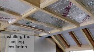 Loft Ceiling Insulation