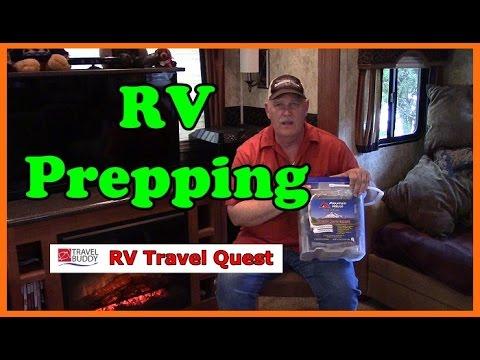 RV Prepping Ideas | RV Lifestyle | RV Travel Quest with Rob & Sherry #prepping #RV