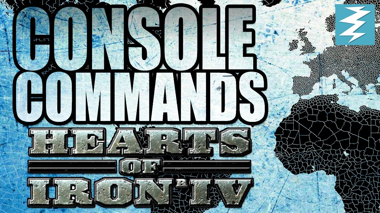 <b>HEARTS</b> OF <b>IRON 4 CHEATS</b>! / Console <b>commands</b> - <b>Hearts</b> of <b>Iron IV</b> ...