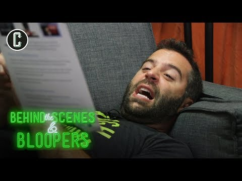 Behind The Scenes & Bloopers