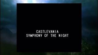 Castlevania Symphony Of The Night 1st Castle Boss Battles