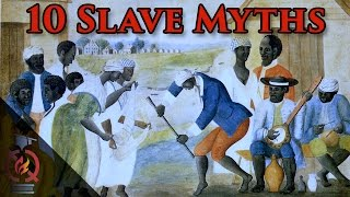 10 Common Slavery Myths