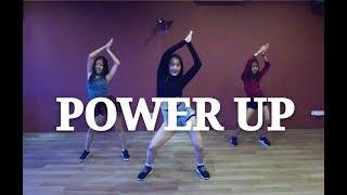 G.Creation Dance Studio_Power Up (Red Velvet) Girls K-Pop by Crystal Gan