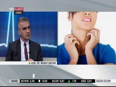 Dermatoloji Uzmanımız Dr. Murat Baykır Kaşıntı ile ilgili TRT ...