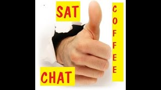 RV LIFE - Sat Coffee Chat/Sat Midday Chat/Sat Evening Chat! LOL!