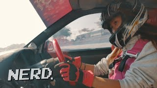 Japan Drifting | Girls Can Drift Too!