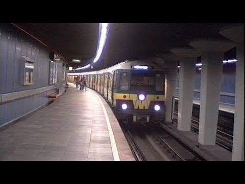 50 jaar Metro in Rotterdam