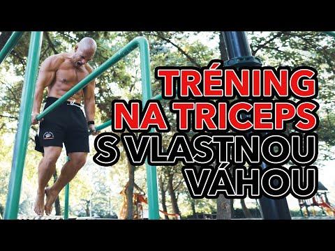 Triceps s vlastnou váhou. Tréningové tipy, cviky a odporúčania na tréning tricepsu bez pomôcok.