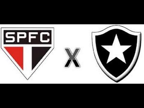 Campeonato Brasileiro 1981: São Paulo x Botafogo - YouTube