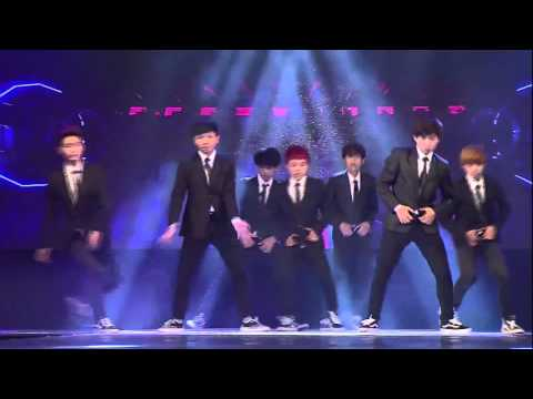 [K-POP Festival 2015 Grand Final] India: Frozen Crew - BTS&Monsta X