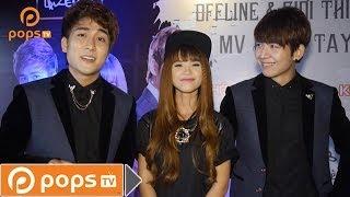 Theo Dõi Sao 42 -- Buổi Offline và giới thiệu MV Buông Tay của Khởi My và nhóm La Thăng