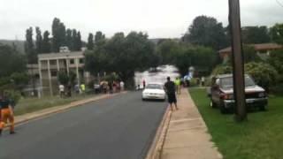 Queanbeyan Flood 2010