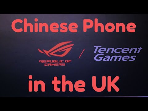 Using a Chinese