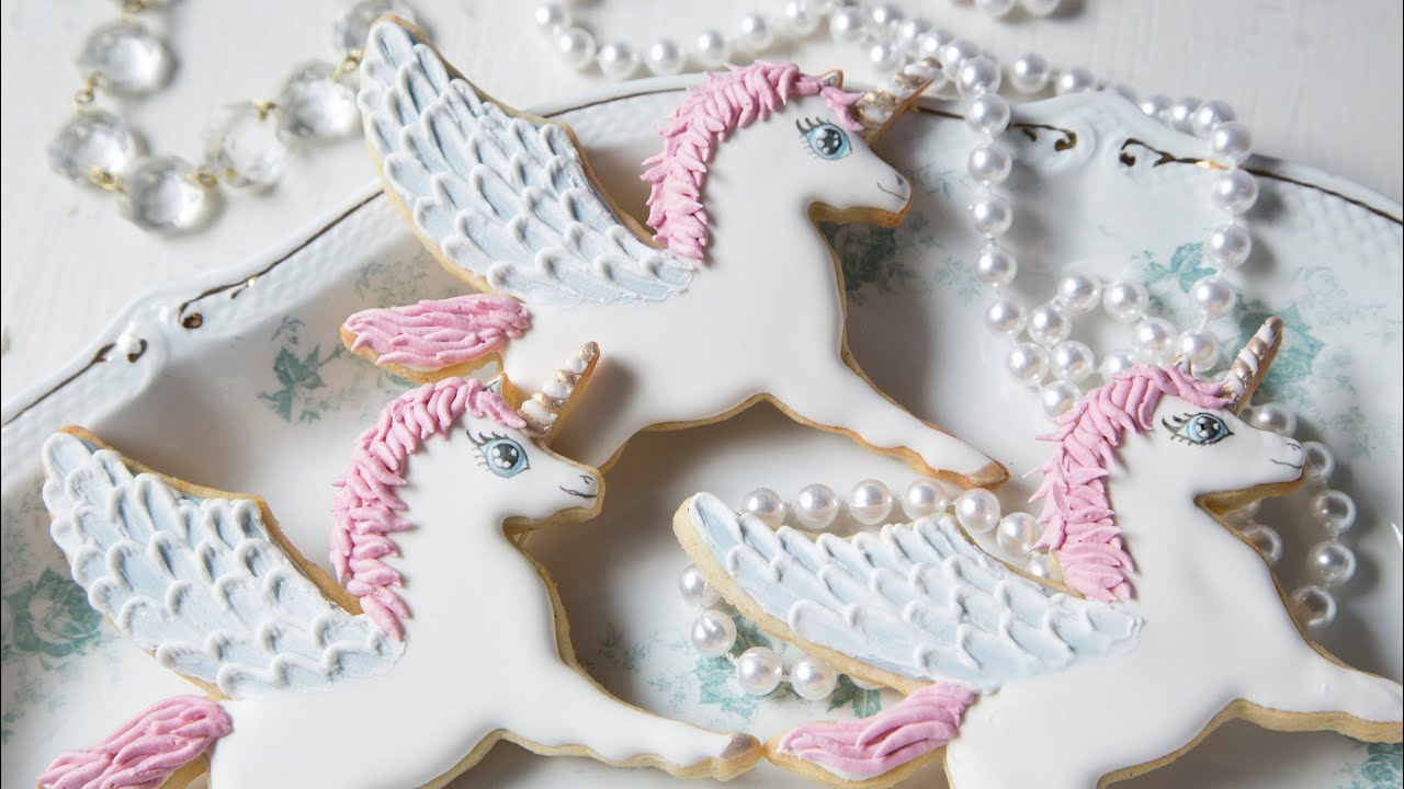Cake Decorating Cookie Ideas